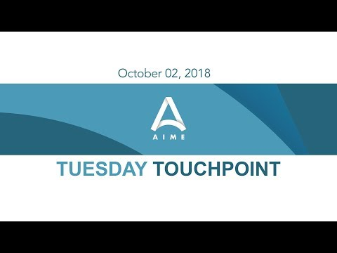 10.02.18 Tuesday Touchpoint: The Migration from Retail to Broker Is Just Getting Started