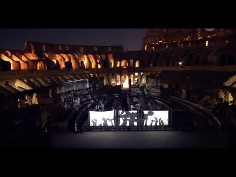 Il sogno del Gladiatore | La Luna sul Colosseo