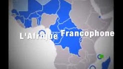 L'Afrique Francophone: Apprendre sa géographie - Learn the French-speaking African countries