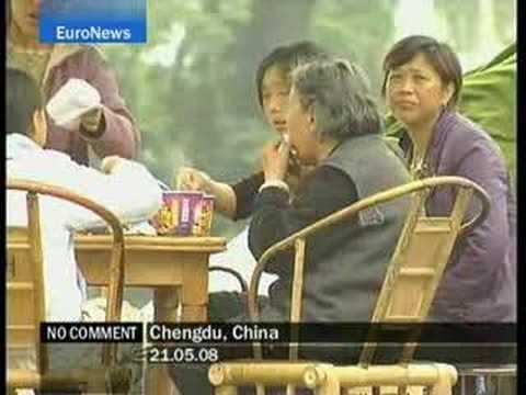 China - Sichuan province