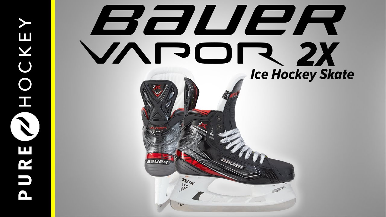 Bauer Vapor 2X Ice Hockey Skates | Product Review