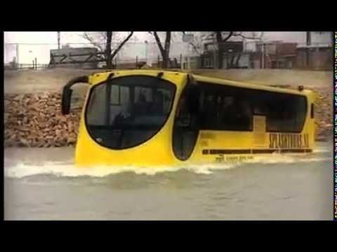 Splash Tours at  Rotterdam ( Boat  Bus )