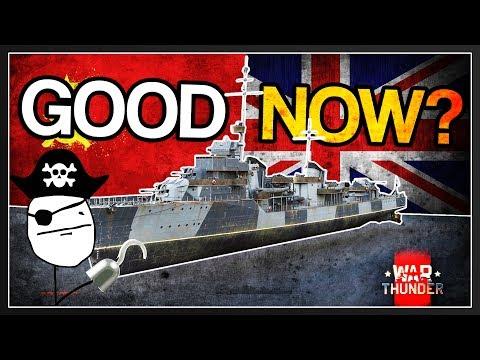 Has Gaijin Redeemed Themselves? | War Thunder Naval Review