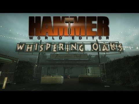 L4D2 - Hammer World Editor - Replace Weather [PART 1]
