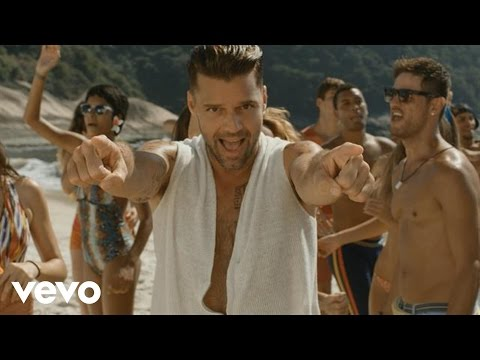 Ricky Martin - Vida (Official Music Video)