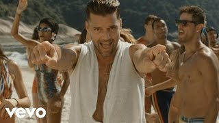 Ricky Martin Vida Official Music Video