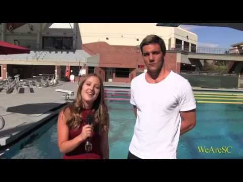 Interview with Men's Water Polo Player Blake Edwards