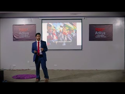 Solving Global Challenges Using Islamic Finance . | Saif Shawqi | TEDxAdliya