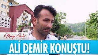 Ali Demir ifadesinin ardından konuştu!- Müge Anlı ile Tatlı Sert 1 Haziran 2017 – atv