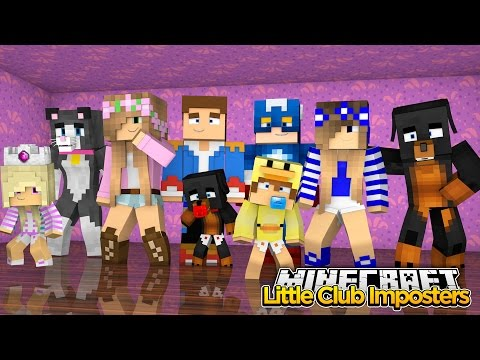 Minecraft little kelly the little club imposters - The little club ...