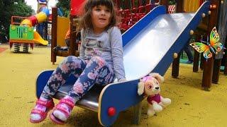 Playground for Children Toddlers Kids children's games with slides Part 2