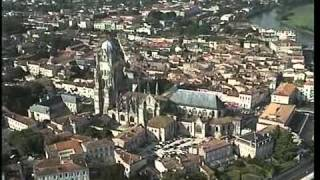 DVD video touristique de la Charente Maritime vue du ciel par h�licopt�re