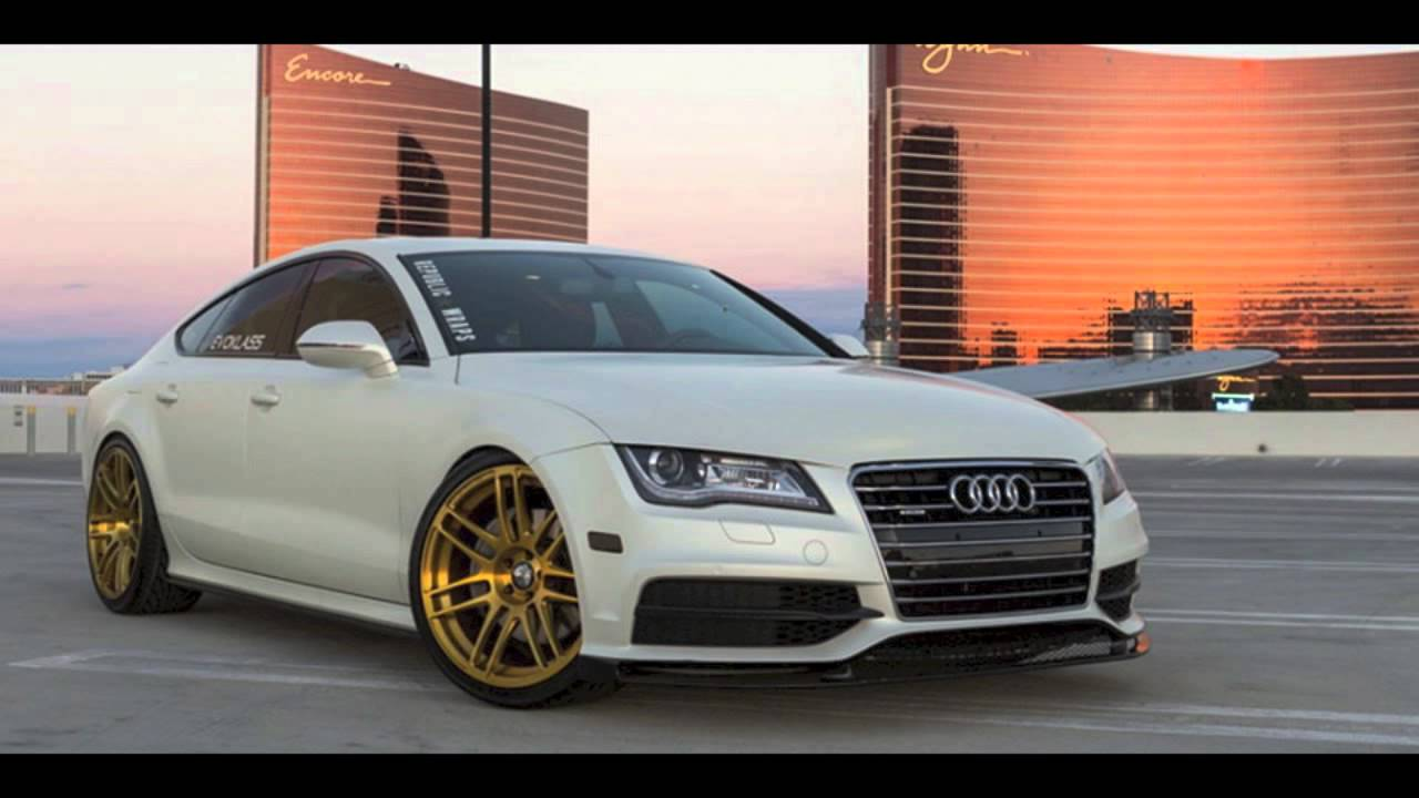Audi A7 Body Kit By Evoklass Ghost Motorsports Youtube