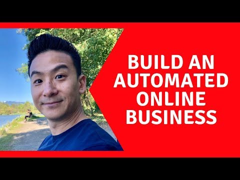 Build An Automated Online Business – In 3 Simple Steps…