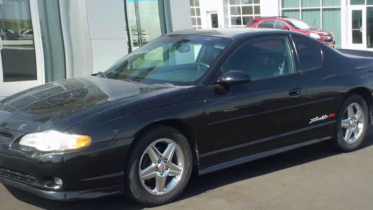 Chevy Dealers Mn >> 2004 Chevy Monte Carlo SS Intimidator Supercharged For Sale Kemna Asa Jackson MN - YouTube