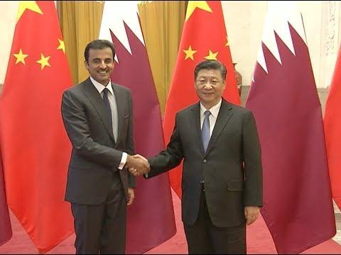 Qatar dan Cina Memutuskan untuk Bermesraan