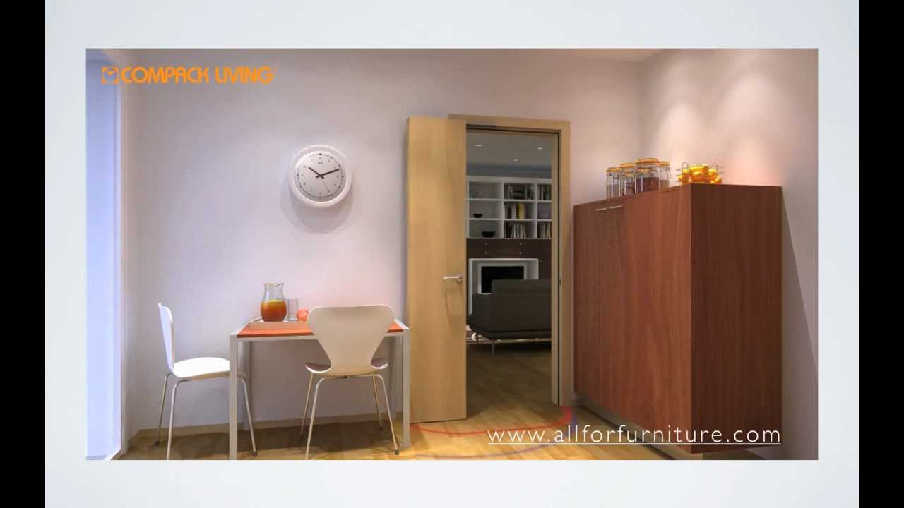 Compack living folding door system youtube compack living folding door system eventelaan Gallery