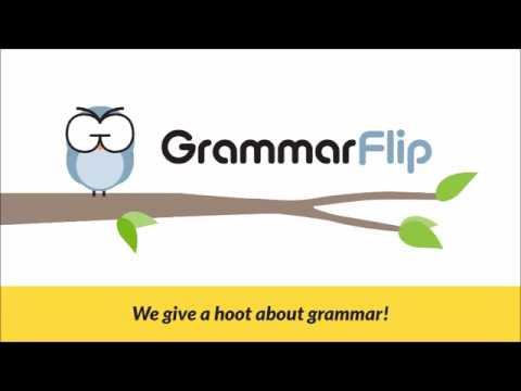 Capitalization Rules - Grammar Lesson Trailer