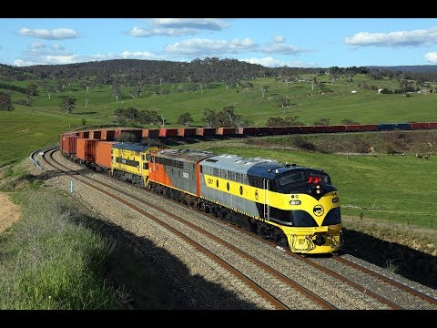 Twenty years of Streamliners - NSW - 1996 to 2015