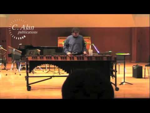 Shattered (solo marimba) by Cody Criswell