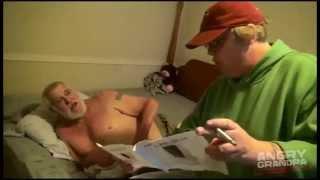 Angry Grandpa Is On Helium - AGP's Nurse (The Prank)