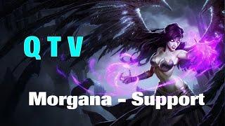 QTV Morgana support kèo cực khó [16.4.2015]