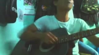 liên khúc guitar đàn hát vu vơ
