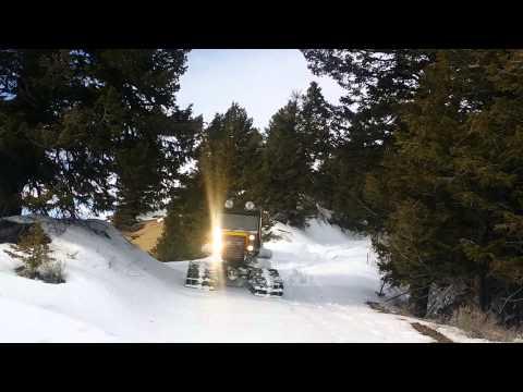 1974 Tucker Sno-Cat...Colorado Mountains 2015
