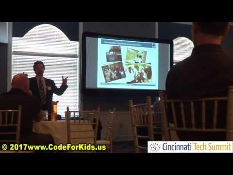 CodeForKids @ Cincinnati Tech Summit (June 9, 2017)