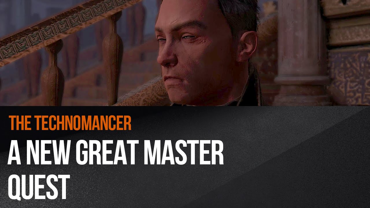 The great master - the film in 2018 89