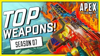 Top 10 Best Weapons In Apex Legends Season 7