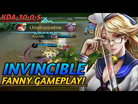 Play Fanny Like Zxuan | Tips And Tricks | Fanny Hyper Carry Gameplay | Mobile Legend Bang Bang
