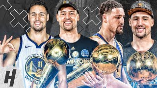 Klay Thompson BEST Highlights & Moments from 2015-2018 NBA Finals!