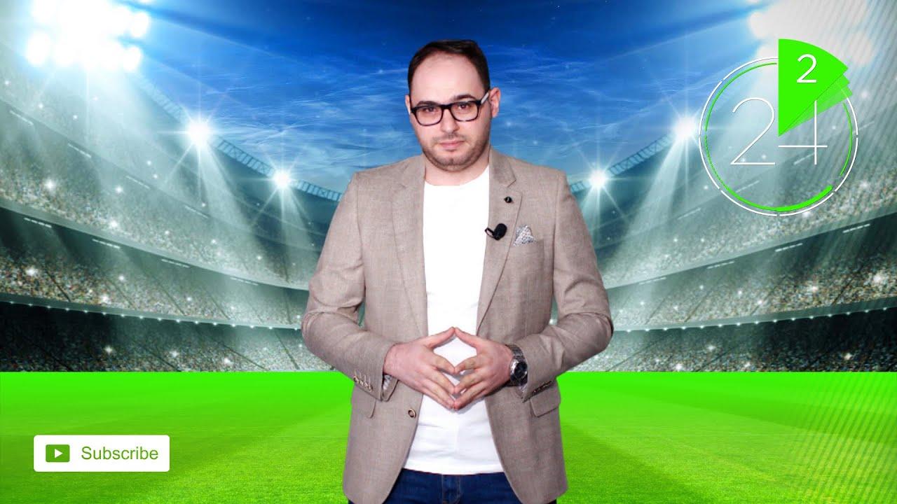 أخبار الرياضة في دقيقتين  - 18:00-2021 / 2 / 25