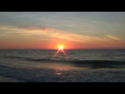 Indian Rocks Beach Sunset with Sailboat