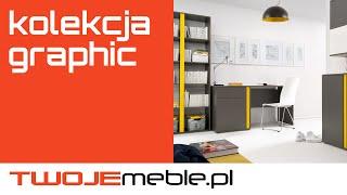 Recenzja: Kolekcja Graphic, Black Red White - TwojeMeble.pl(, 2016-07-08T10:22:31.000Z)