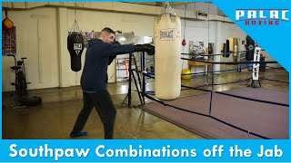 Southpaw Combinations off of the Jab