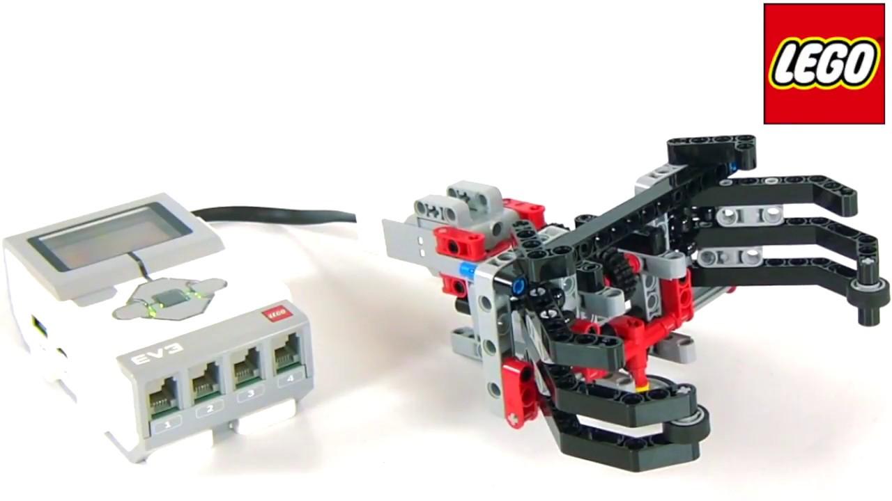 GRIPP3R Mission 1 Building Instructions - LEGO MINDSTORMS EV3