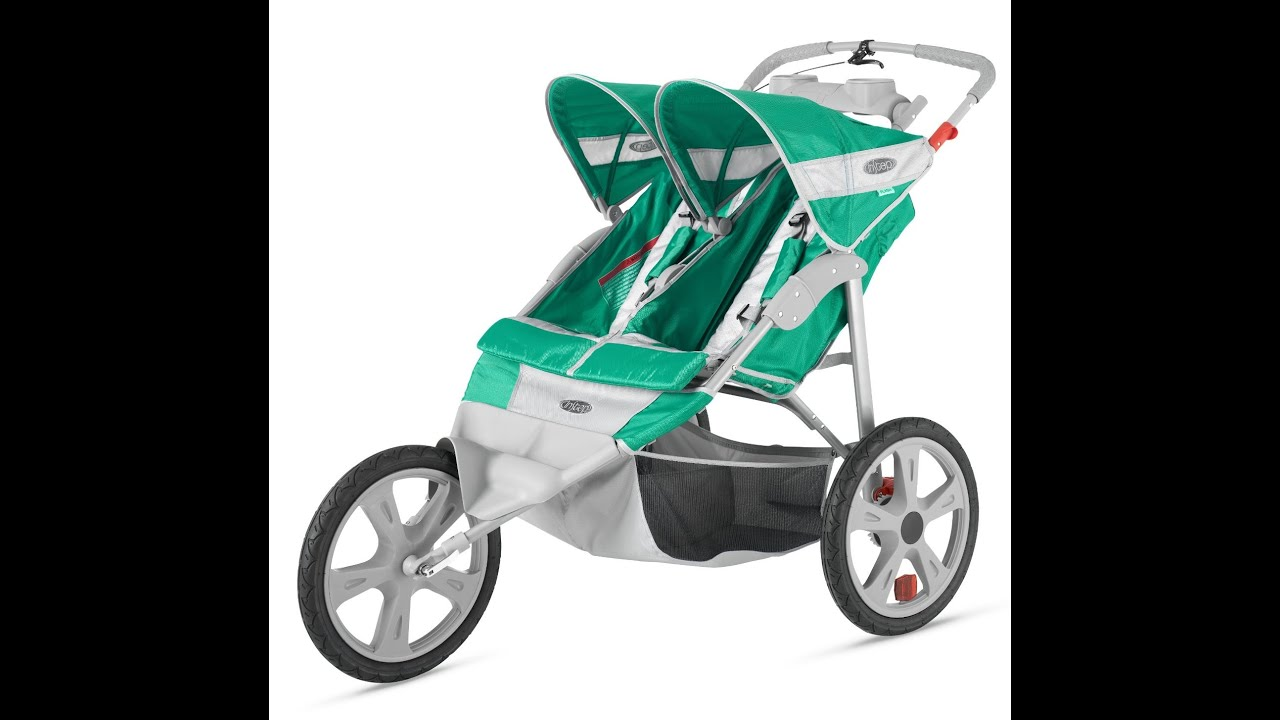 Instep Flash Double Stroller Instep Double Jogging Stroller Review