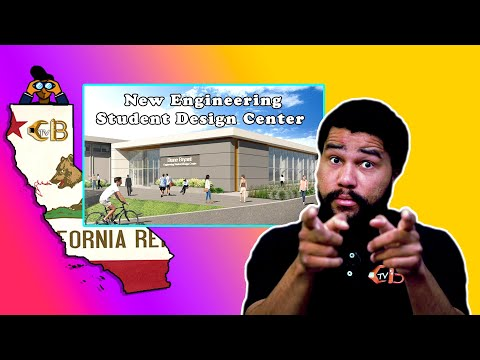 $6.5 million Donation Given For Engineering Design Center | CBTV Sacramento with Logan Williams