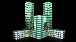DJ Lex Logo Video Mapping 2