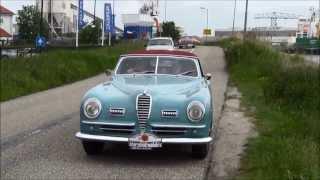 XVI Raduno Alfa Romeo 6C 2500 Part 2