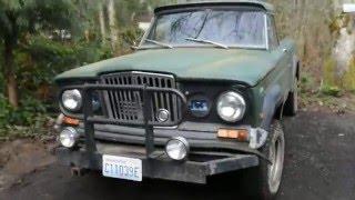 1966 Jeep Gladiator 350