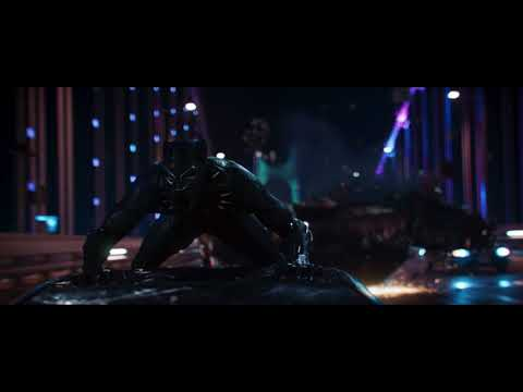 Black Panther | Back Flip | In Cinemas | February 16