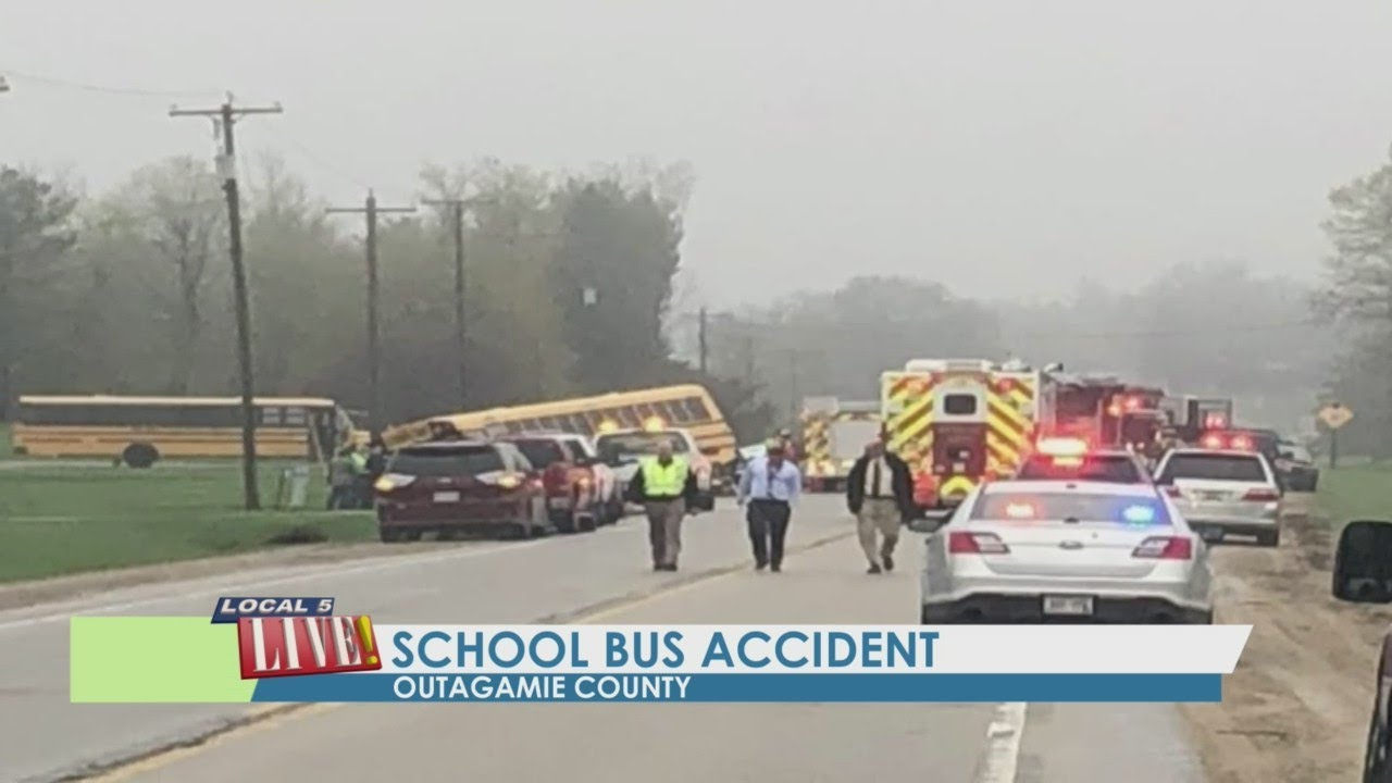 Deadly crash takes life of Hortonville Elementary student