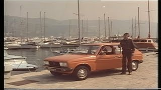 Retro Car review | Peugeot 104 | French Cars | Drive in | 1976