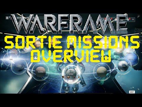 Warframe - Sortie Missions