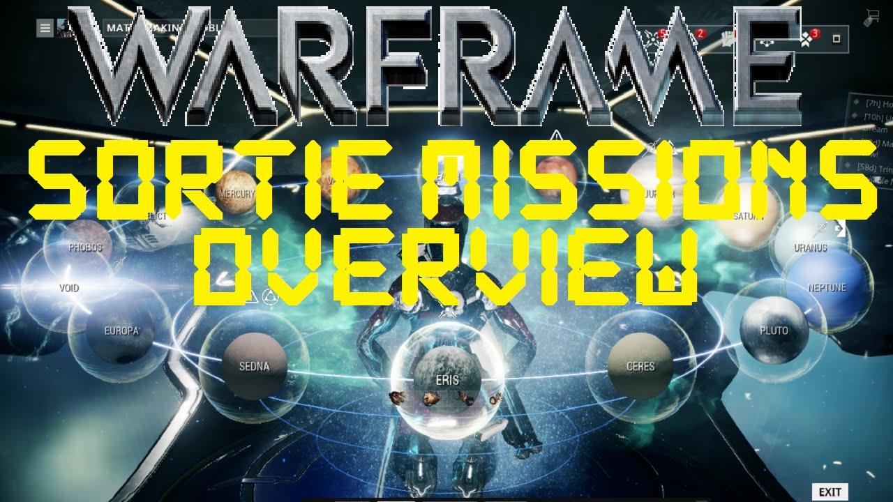 Warframe Disruption Missions  Warframe - Killing Vor mission