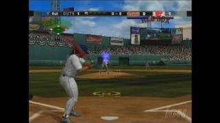 MLB SlugFest 2006 Xbox Gameplay - He's Hot