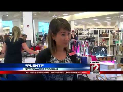 New rewards program for Macy's